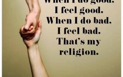 Baik Buruk Agama: Jalan Menuju Dialog