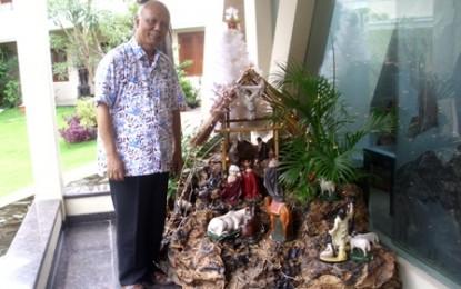Semangat Natal, Tebarkan Raja Damai
