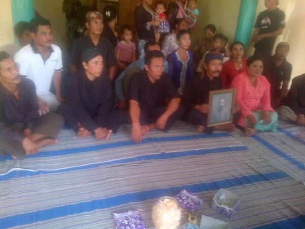 Sedulur Sikep di Larekrejo-Undaan, Kabupaten Kudus
