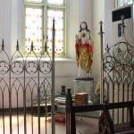 Batu Nisan Pastur Pertama Gereja Katolik Gedangan Romo  J. Lijnen