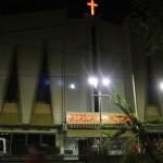 Gereja Isa Almasih di Jalan Pringgading, Semarang