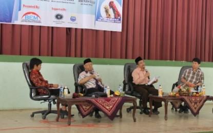 Pemimpin Indonesia Wajib Kuasai HAM