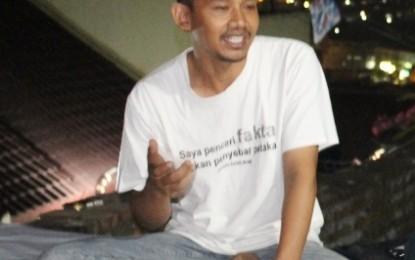 Konsultan eLSA Terpilih Jadi Ketua AJI Semarang