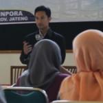 Iman Fadhilah, Ketua FKUB Generasi Muda Jawa Tengah