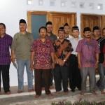Dewan Pembina dan Badan Pelaksana eLSA berpose di dua ruang baru