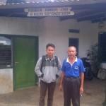 Ki Wagiman Danu Rusanto (kanan)