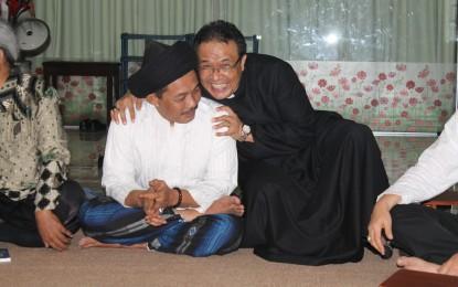 Puja-Puji Bersama Pemuka Lintas Agama