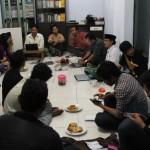 Diskusi Citra Ramadhan di Media Massa di Kantor eLSA