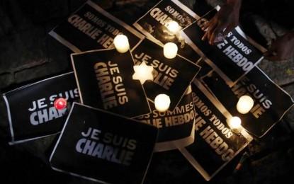 Charlie Hebdo dan Soal Kebebasan Berekspresi