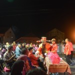 Perayaan Imlek di Ambarawa. [Foto: Zizi]