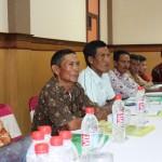 Penghayat Sapta Darma mengikuti pelatihan hak-hak dasar warga negara, Selasa (28/4). [Foto: Mustaqim]
