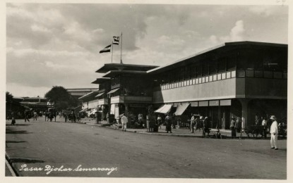 Kenangan yang Terbakar di Pasar Johar