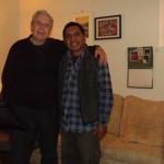 Steve Gaspersz (kanan). [Foto: Istimewa]
