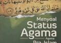 Status Agama-agama Pra-Islam dalam al-Qur'an