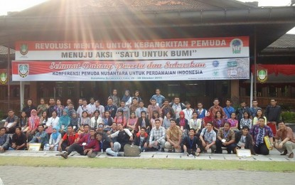 Indonesia Ibarat Taman