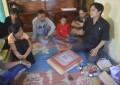 Pemuda Sedulur Sikep di Kabupaten Kudus Belajar Sablon