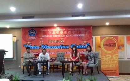 Demi NKRI, Marga Tionghoa Bersatu