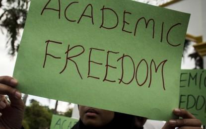 Kampus dan Senjakala Kebebasan Akademik