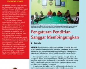 eLSA Report on Religious Freedom LII