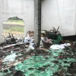 Masjid Ahmadiyyah di Kendal yang dirusak. [Foto: Istimewa]