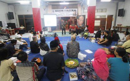Warga Tionghoa Semarang Peringati Haul Gus Dur
