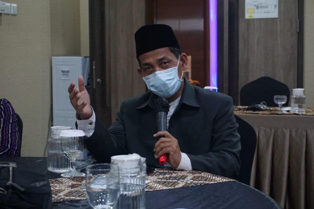 FKUB Jawa Tengah Ajak Sekolah Dirikan Komunitas Lintas Iman. Kredit foto: Aminudin Nossy