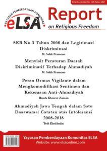 Hingga 2021, ada 66 Peraturan Diskriminatif terhadap Ahmadiyah di Indonesia